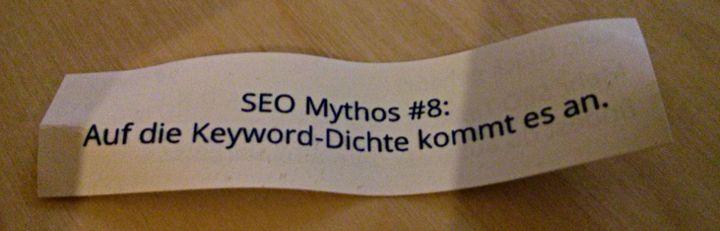 SEO Mythen